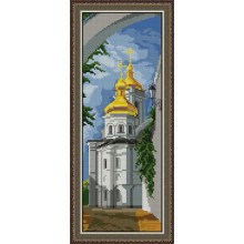 "Cross-Stitch Kit ""Kyivo-Pecherska Lavra""  Ledi 1026"