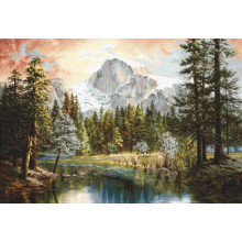 "copy of Cross-Stitch Kit ""Nature's Wonderland""  Luca-S (B604)"