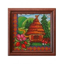 "Cross-Stitch Kit ""Carpathia Forests "" Ledi 01273"