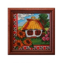 "Cross-Stitch Kit ""Slobozhanshchina Flowers "" Ledi 01274"