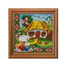 "Cross-Stitch Kit ""Easter"" Ledi 01303"