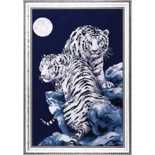 Місячні тигри, набір для вишивання Design Works 2544