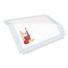 "Cross-Stitch Kit ""Easter set. The Napkin""  Riolis 436"