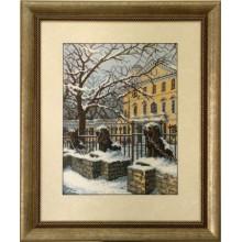 Зимний Петербург, набор для вышивания Риолис 660