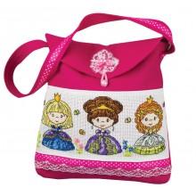 Подарок для Принцессы, схема для вышивки PDF
