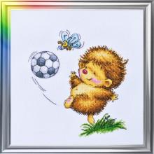 """Cross-Stitch Kit """"Sports Day"""" LanSvit D-044"""