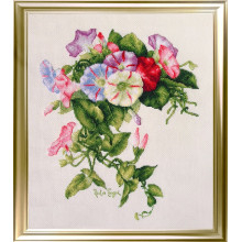 "Cross-Stitch Kit ""Convolvulus"" LanSvit А-002"