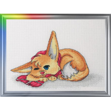 "Cross-Stitch Kit ""I'm on Duty!"" LanSvit D-020"