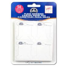 Cardboard Bobbins DMC, 6101/12